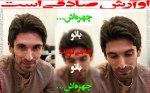 عکس پوستر بدون رتوش بوده و مربوط است به دوشنبه 29 مهر، روز دادگاه مریم شفیعپور