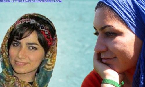 مهدیه گلرو - مریم شفیع پور